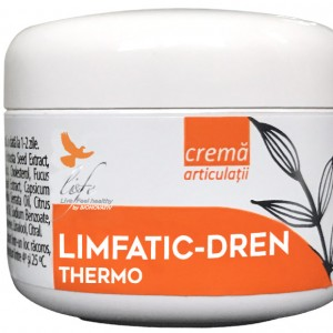 Limfatic-dren Thermo crema 75ml, DVR Pharm