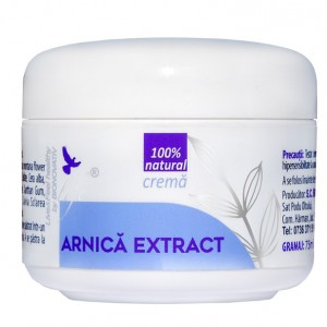 Arnica Extract crema 75ml, DVR Pharm