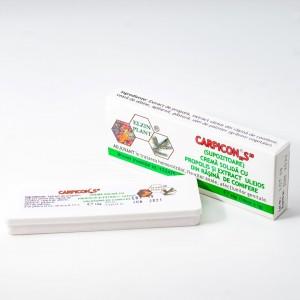 Carpicon S crema solida (supozitoare),  10x1.5G, Elzin Plant