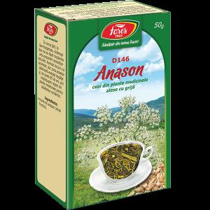 Ceai Anason, fructe, D146, vrac 50 g Fares