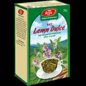 Ceai Lemn dulce, radacina, R47, vrac 50 g Fares