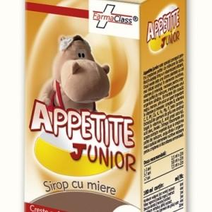 Appetite Junior, sirop 100 ml, FarmaClass