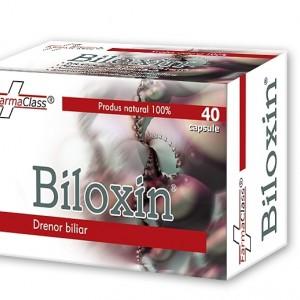 Biloxin 40 capsule, FarmaClass