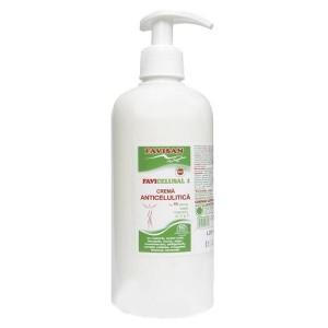 Crema anticelulitica cu 11 plante 500ml, Favisan