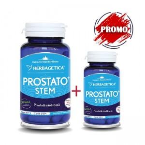 Prostato stem 60 cps + 10 cps promo, Herbagetica