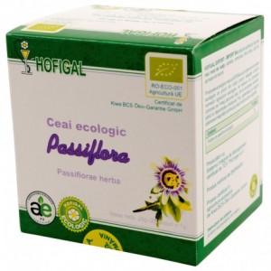 Ceai Ecologic, Passiflora, 25 plicuri, Hofigal