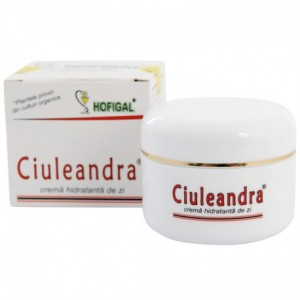 Ciuleandra, crema hidratanta de zi, 50 ml, Hofigal