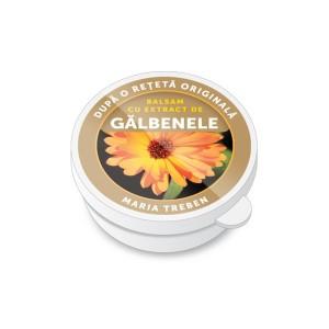 Balsam cu extract de gălbenele, 30 ml, Transvital