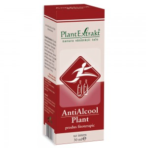 Antialcool Plant 30 ml, PlantExtrakt