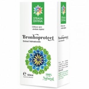 Bronhoprotect tinctură, 50 ml, Steaua Divină