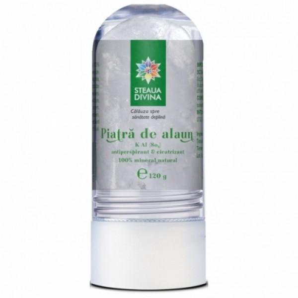 PIATRA DE ALAUN, 120G, STEAUA DIVINA