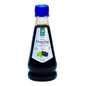 Sirop de coacaze negre, 250 ml, Steaua Divina
