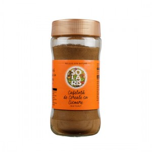 Cafeluta Instant de Cereale cu Cicoare 100g, Solaris Plant