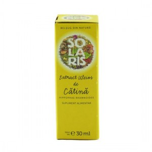 Extract uleios Catina 30ml, Solaris Plant