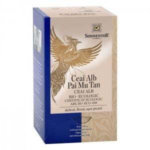 Ceai Alb Pai Mu Tan Eco 18dz, Sonnentor