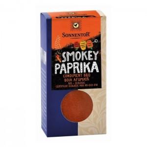 Amestec BBQ - SMOKEY PAPRIKA Eco (Boia Afumata) 70g, Sonnentor