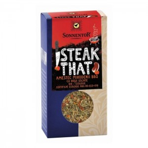 Amestec BBQ - STEAK THAT Eco 50g, Sonnentor