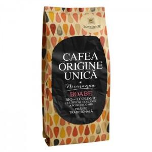 Cafea Origine Unica Nicaragua boabe Eco 250g, Sonnentor