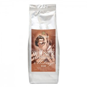 Cafea Eco Ispita Vieneza Melange boabe 500g, Sonnentor