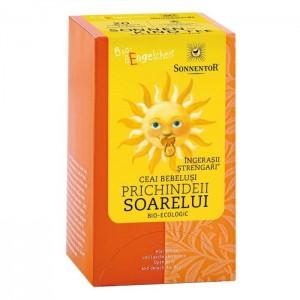 Ceai Bebelusi - Prichindeii Soarelui Eco 20dz, Sonnentor