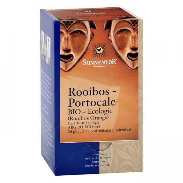 Ceai Rooibos Portocale Eco 20dz, Sonnentor