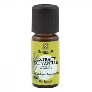 Extract de Vanilie Eco 10ml, Sonnentor