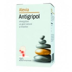 Antigripol, Alevia, 20cpr