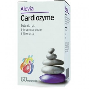 Cardiozyme, Alevia, 60cpr